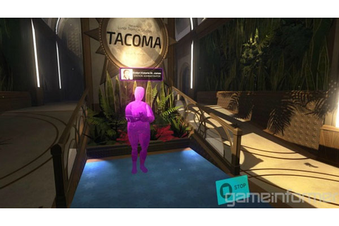 Five minutes of Tacoma gameplay - Gematsu