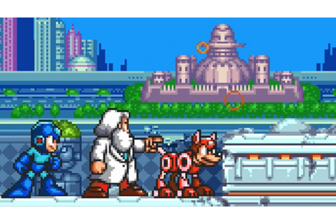 Exclusive Mega Man 7 Developer Commentary - Game Informer