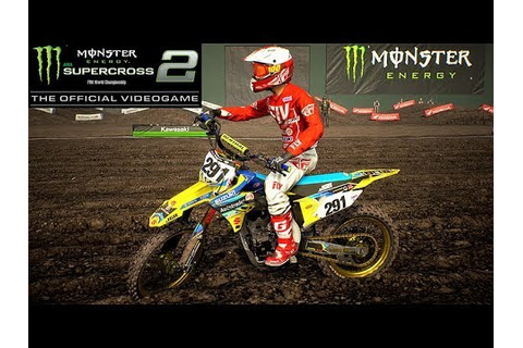 Sx The Game 2 | Official Suzuki 450 Factory Team | For ...