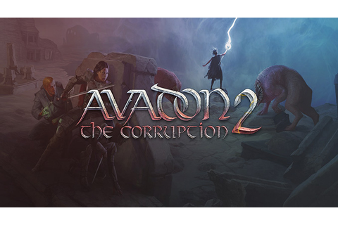 Avadon 2: The Corruption - Download - Free GoG PC Games