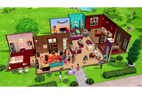 The Sims Mobile Landing for iOS and Android - Legit Reviews