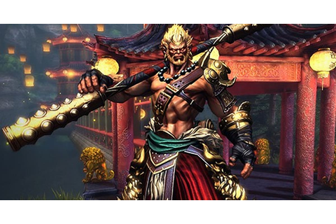 Sun Wukong returns to SMITE | Engadget
