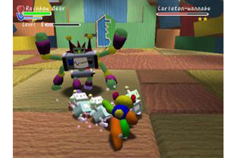 Graffiti Kingdom Review for PlayStation 2 (2005) - Defunct ...