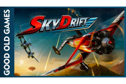 SkyDrift (Good Old Games) - YouTube