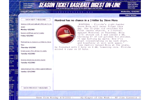 Season Ticket Football 2003 on Qwant Games