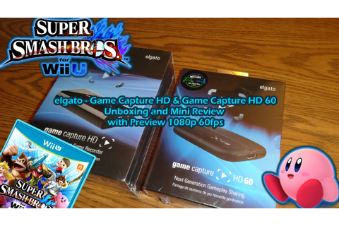el gato HD60 / el gato game capture HD unboxing - Smash ...