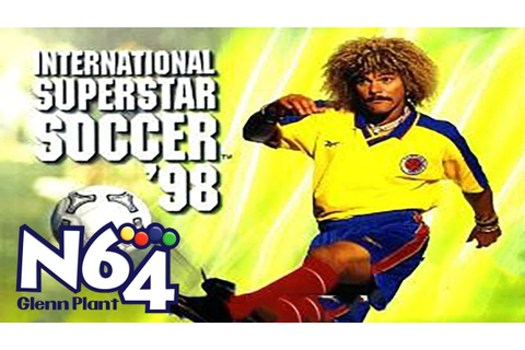International Superstar Soccer 98 - Nintendo 64 Review ...