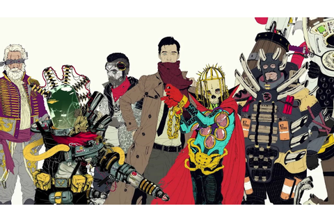 This Is What Travis Strikes Again: No More Heroes Looks ...