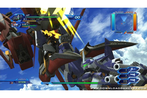 Super Robot Taisen OG Infinite Battle - Download game PS3 ...