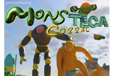 Monsteca Corral : Monsters vs. Robots 3D Strategy- Puzzler ...