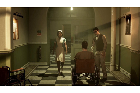 Hands On: The Inpatient Shares Until Dawn's Penchant for ...