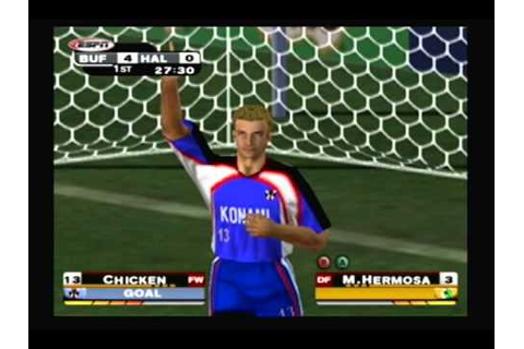MLS Extratime 2002 GOALS!! (Gamecube) - YouTube