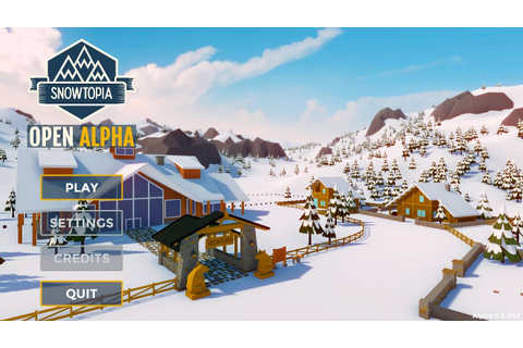 Snowtopia - Gameplay / Ski Resort Management Game (Free ...
