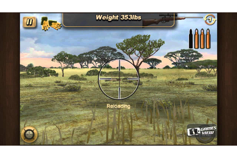 Deer Hunter African Safari - iPhone Game Preview - YouTube