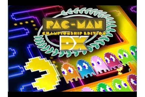CGRundertow PAC-MAN CHAMPIONSHIP EDITION DX for ...