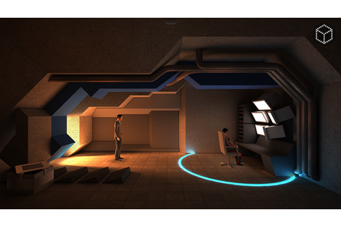 Beautifully Rendered Puzzle/Adventure Game Lost Echo ...