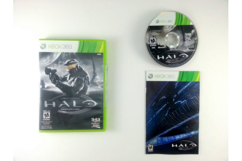 Halo: Combat Evolved Anniversary game for Xbox 360 ...