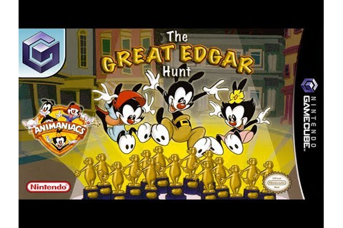 Longplay of Animaniacs: The Great Edgar Hunt - YouTube
