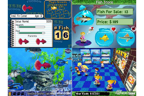 [PC] Fish Tycoon - Get-Game