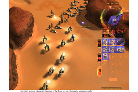 Emperor battle for dune เกมเก่าสมัย RA2