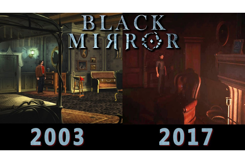 Black Mirror: Original (2003) vs Remake (2017) Compared ...