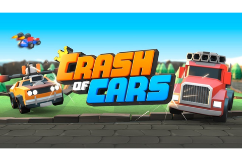 Crash of Cars - REAL-TIME Epic MULTIPLAYER Car Racing ...