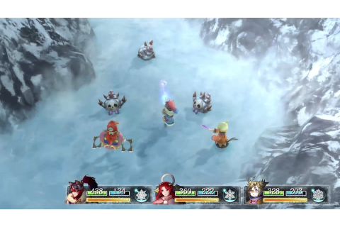 I Am Setsuna Review Screenshot 2 – Brash Games