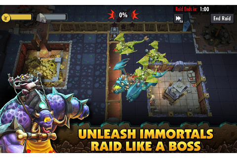 Dungeon Keeper APK Free Strategy Android Game download ...