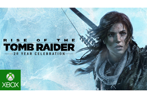 Rise of the Tomb Raider | Xbox
