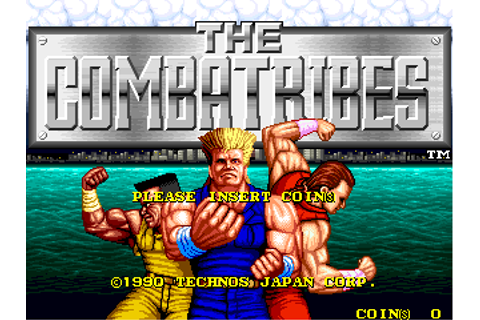 Game: The Combatribes [Arcade, 1990, Technos] - OC ReMix