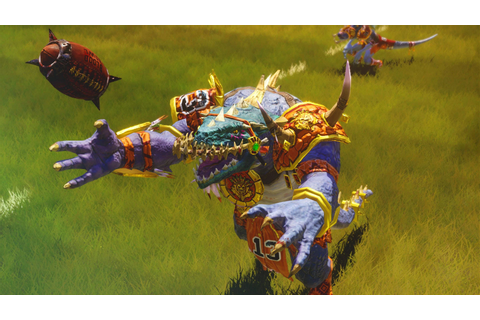 Blood Bowl 2 - Lizardmen | wingamestore.com