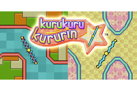 Kuru Kuru Kururin | Game Boy Advance | Jeux | Nintendo