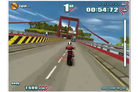Wheels on Fire | Online 3D Bike Racing Game | Online ...
