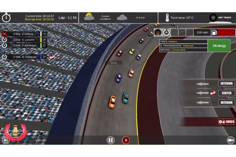 AMERICAN SPEEDWAY # 17 | MOBILE GAME LIBRARY | BEST MOBILE ...