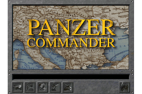 Download Panzer Commander (Windows) - My Abandonware