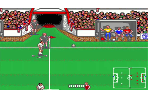 RETRO Amiga #062 Manchester United - The Official Computer ...