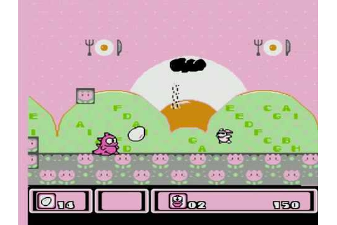 Asmik Kun Land [NES/Famicom] - 3 minutes in... - YouTube
