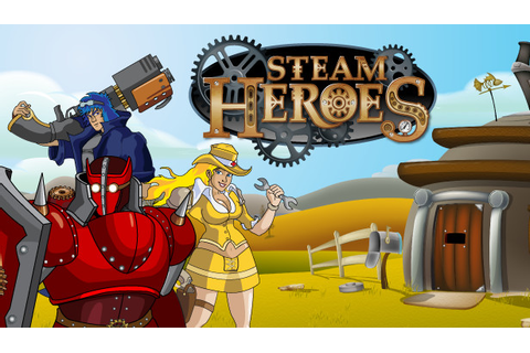 Steam Heroes: New action puzzle game available | MMOHuts