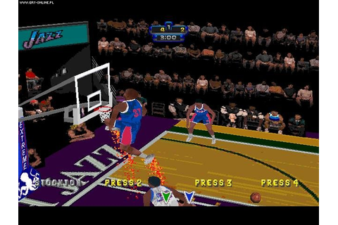 NBA Jam Extreme - screenshots gallery - screenshot 3/14 ...