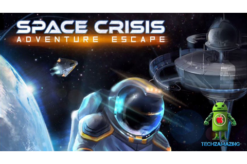 Adventure Escape Space Crisis Full Gameplay Walkthrough ...