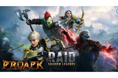 RAID: Shadow Legends Android Gameplay - YouTube