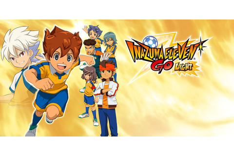 Inazuma Eleven GO: Light | Nintendo 3DS | Games | Nintendo