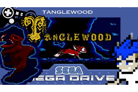 Tanglewood #1 - New Mega Drive Game - YouTube
