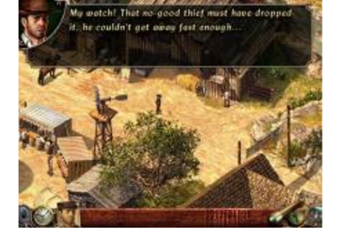 Desperados: Wanted Dead or Alive Download (2001 Strategy Game)