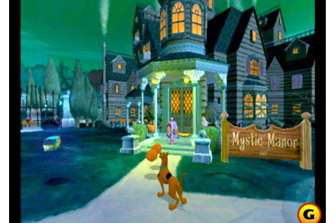 Scooby doo gamecube game | Video Games | Pinterest