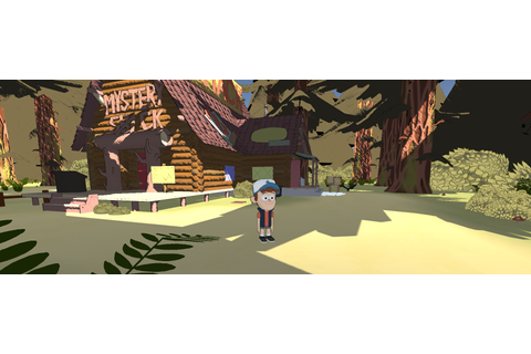 Gravity Falls game (Early WIP 2) by MissEisuke on DeviantArt