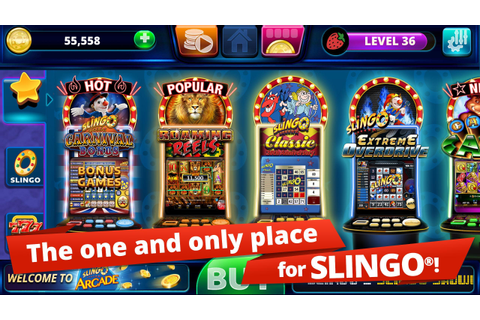 Slingo Arcade for Android - APK Download