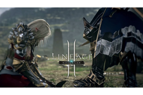 Lineage II: Revolution (KR) - Official reveal trailer ...