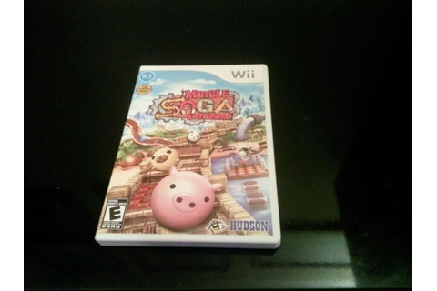MARBLE SAGA KORORINPA Nintendo Wii video game | eBay