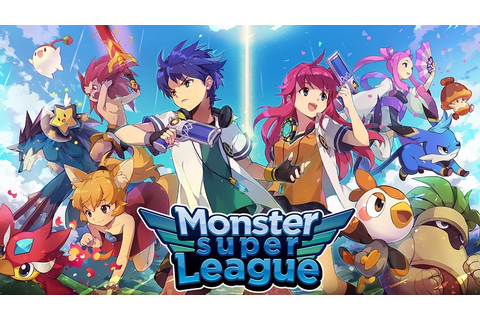 Monster Super League for PC - Free Download | GamesHunters